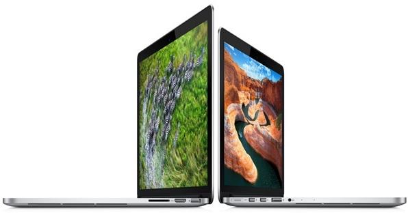 MacBook Pro Retina Haswell