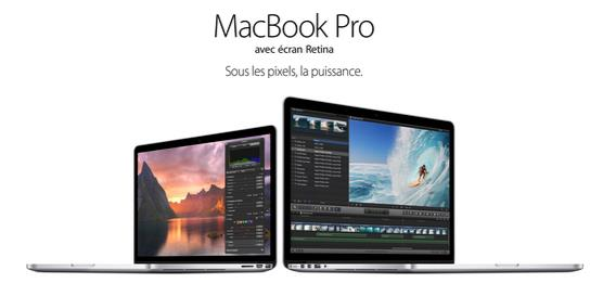 Macbook pro 2013-Info iDevice