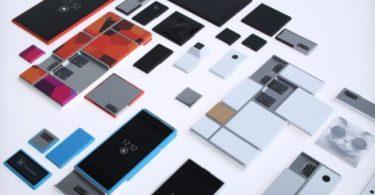 projet ara phoneblocks Google- Motorola