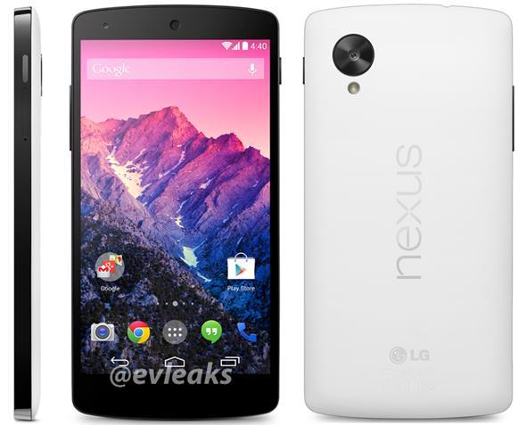 Nexus 5 blanc-Info iDevice