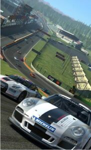 Real Racing 3 Electronic Arts-Info iDevice