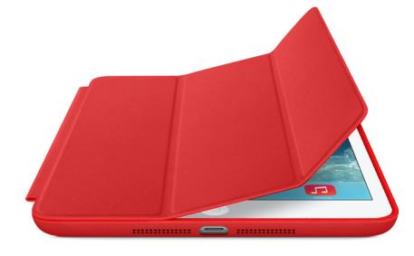 Smart Cover iPad mini 2 Retina Red-Info iDevice