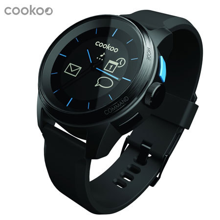 Test montre connectée Cookoo Watch-InfoiDevice