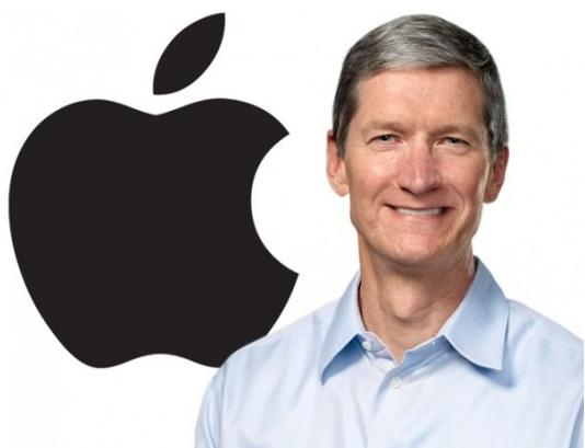photo de Tim Cook PDG d'Apple