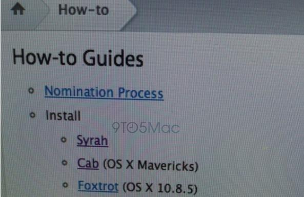iOS 8 et OS X 10.10 Syrah pour 2014-Info iDevice