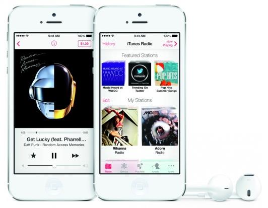 iTunes Radio en France-InfoiDevice