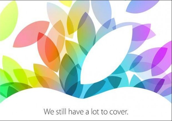 keynote Apple 22 octobre 2013-Info iDevice