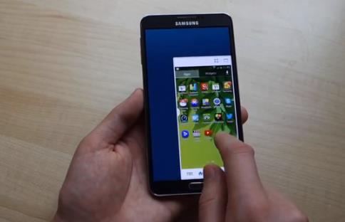 réduire la taille d'écran du Samsung Galaxy Note 3- Info iDevice