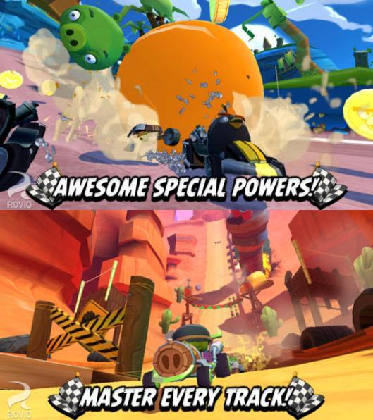 Angry Birds Go-ScreenShot1-Info iDevice