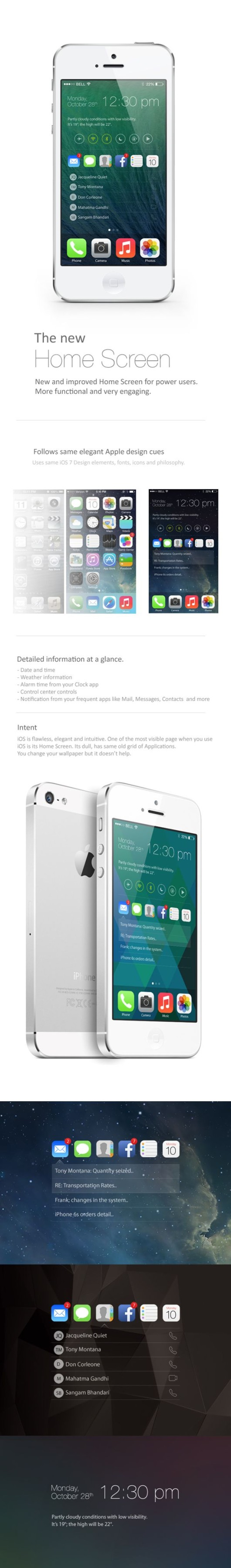 Apple iOS 8 preview-Info iDevice