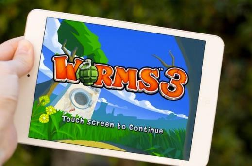 Worms 3 iTunes à prix réduit-Info iDevice