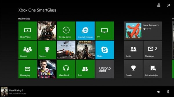 Xbox One SmarGlass windows 8-Info iDevice