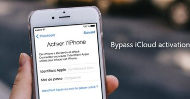 bypass icloud activation iphone