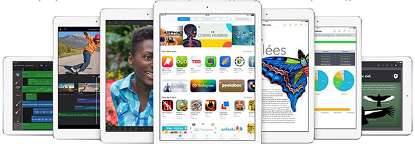 iPad Air Apple-Info iDevice