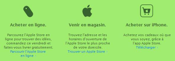 meilleur vendredi de l'année Apple-Info iDevice