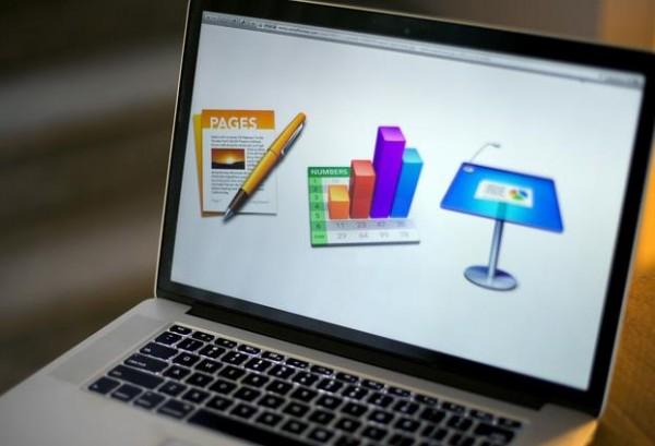 nouveautés iWork Apple-Info iDevice
