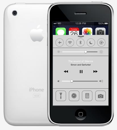 Control Center whited00r 7-Info iDevice