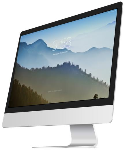Desktop OS X 11-Info iDevice