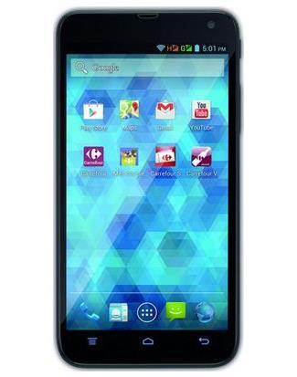 Smartphone dual Sim Smart 5 Carrefour-Info iDevice