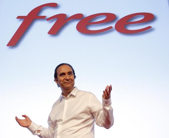 Xavier Niel forfait Free Mobile 4G-Info iDevice