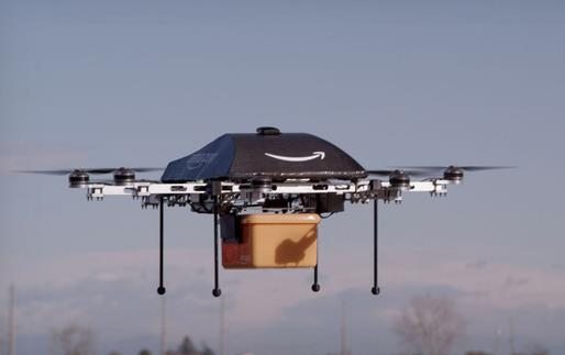 drones Amazon-Info IDevice