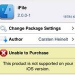 image du tweak iFile version 2 telle qu'on l'aperçoit dans Cydia