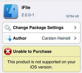 ifile 2.0-Info iDevice