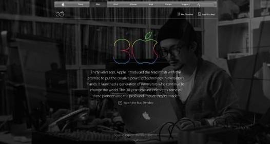 30 ans de Mac Apple - Info iDevice