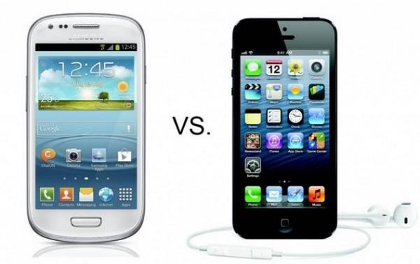 Samsung VS Apple-InfoiDevice