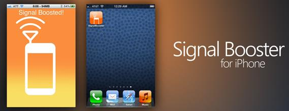 Signal Booster for iPhone-Info iDevice