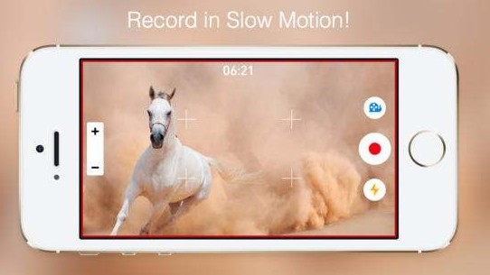 Slo-mo Mod- Slow Motion sur iPhone-Info iDevice