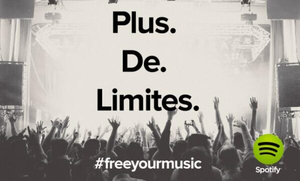 Spotify freeyourmusic-Info iDevice