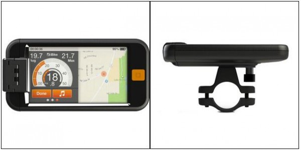 Test GPS ibike 4-Info iDevice