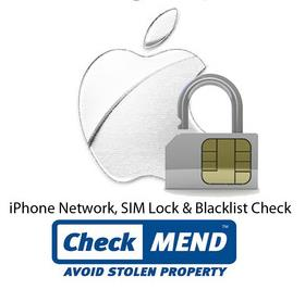 effectuer un checkmend iphone blacklist