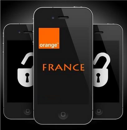 image d illustration desimlocker iphone orange