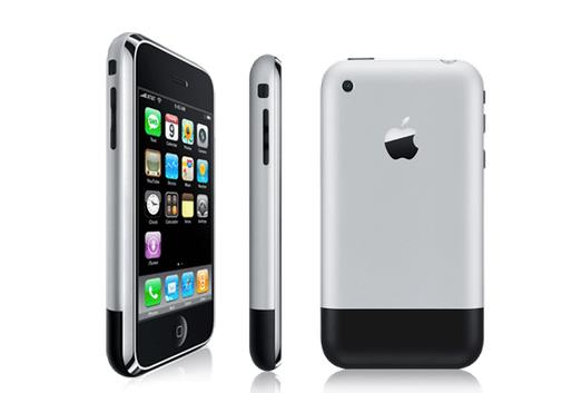 iPhone 2G EDGE Apple - Info idevice