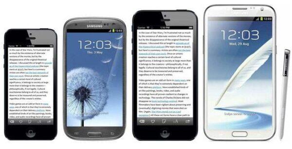 iPhone 6 écran de 48 pouces-Info iDevice