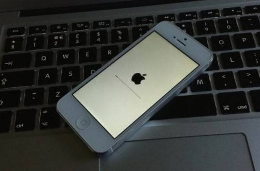 iPhone reboot mise à jour iOS 7-Info iDevice