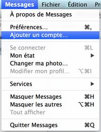 tuto ajouter chat facebook sur Messages Mac-Info iDevice