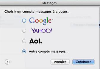 tuto ajouter chat facebook sur Messages MacBook-Info iDevice