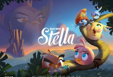 image sur site officiel Angry Birds Stella
