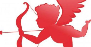 image de Cupidon pour fêter la Saint Valentin
