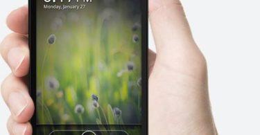 image du smartphone Revolution créé par GeesPhone