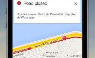 Google Maps permet d'indiquer des itinéraires plus rapides