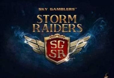 image de présentation du jeu Sky Gamblers Storm Raiders