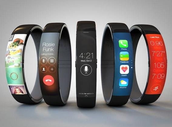 concept iwatch Apple