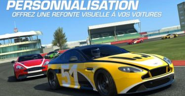 Aston Martin dans Real Racing 3