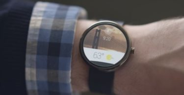 Smartwatch Google Android Wear