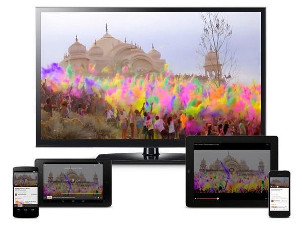 google chromecast concurrence Apple Tv