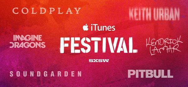 iTunes Festival 2014 compatible uniquement avec iOS 7.1